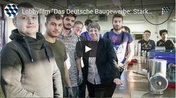 """Lobbyfilm """"Das Deutsche Baugewerbe: Starke Branche. Starker Verband."""""""