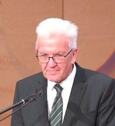 Rede des baden-württembergischen Ministerpräsidenten Kretschmann